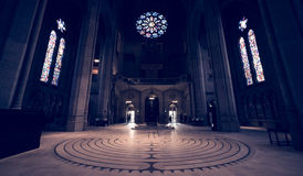 Anmut-Kathedrale, San Francisco Lizenzfreies Stockfoto