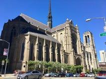 Anmut-Kathedrale in San Francisco Stockfotografie