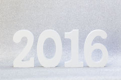 Année 2016 Image stock