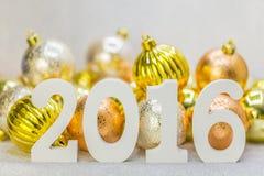 Année 2016 Photos stock