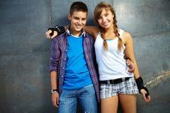 Années de l'adolescence Image stock