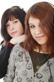Années de l'adolescence Photos libres de droits