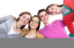Années de l'adolescence - amis Images stock
