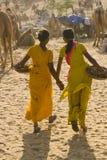 Années de l'adolescence indiennes Image libre de droits
