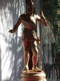 300 années de petite statue en Inde photos libres de droits