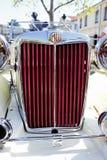Années de voiture de sport de MG en 1953 Images stock