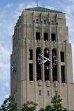 Ann Arbor klockatorn Fotografering för Bildbyråer