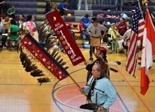Ann Arbor Pow Wow Stock Photo