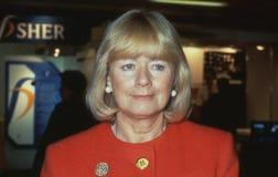 Ann Clwyd Stock Image