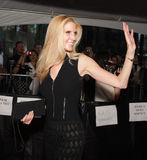 Ann Coulter. Arrives on the red carpet for Time Magazine's 100 Most Influential People gathering in New York City on April 26, 2011 royalty free stock image