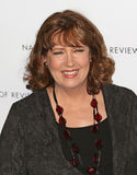 Ann Dowd. Actress Ann Dowd arrives on the red carpet of the National Board of Revue Gala at Cipriani's Restaurant in Manhattan on January 8, 2013 royalty free stock photography