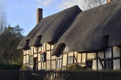 Ann hathaways cottage Royalty Free Stock Image