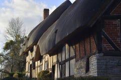 Ann hathaways cottage Stock Image