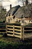 Ann hathaways plattelandshuisje Stock Fotografie