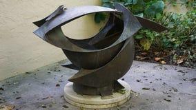 Ann Norton rzeźby ogródy w Zachodni palm beach, Floryda obrazy royalty free