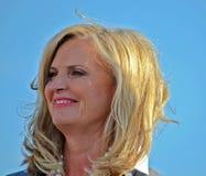 ANN Romney Στοκ φωτογραφίες με δικαίωμα ελεύθερης χρήσης