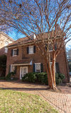 Ann Spencer Penn Alumnae House at Salem College. In Winston-Salem, North Carolina.  Built around 1816 Royalty Free Stock Photography