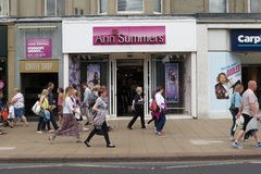 Ann Summers store Royalty Free Stock Photos