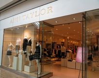 Ann Taylor stor Stock Images