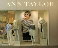 Ann Taylor store Stock Photos