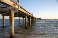 Anna Μαρία City Pier στοκ εικόνες με δικαίωμα ελεύθερης χρήσης