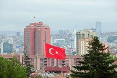 Anna Πρωτεύουσα της Τουρκίας Στοκ Εικόνα
