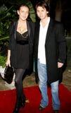 Anna Anissimova och Jonathan Cheban royaltyfri bild