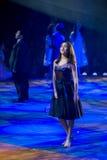 Anna Aronov (dancer) Royalty Free Stock Image