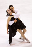 Anna Cappellini και Luca Lanotte Στοκ εικόνα με δικαίωμα ελεύθερης χρήσης