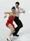 Anna CAPPELLINI / Luca LANOTTE (ITA) Stock Photo