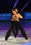 Anna CAPPELLINI / Luca LANOTTE (ITA) Royalty Free Stock Photos