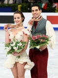 Anna CAPPELLINI / Luca LANOTTE (ITA) Royalty Free Stock Photos