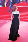 Anna Chapman at Moscow Film Festival Royalty Free Stock Photography