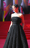 Anna Chipovskaya στο φεστιβάλ ταινιών της Μόσχας Στοκ Φωτογραφίες