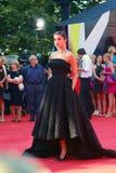 Anna Chipovskaya bij de Filmfestival van Moskou Royalty-vrije Stock Foto's