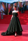 Anna Chipovskaya at Moscow Film Festival Royalty Free Stock Images