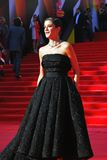 Anna Chipovskaya at Moscow Film Festival Stock Photo