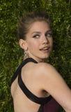 Anna Chlumsky at the 2015 Tony Awards Stock Photo
