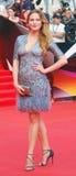 Anna Gorshkova στο φεστιβάλ ταινιών της Μόσχας Στοκ φωτογραφία με δικαίωμα ελεύθερης χρήσης