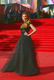 Anna Gorshkova at Moscow Film Festival Stock Photos