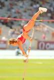 Anna Katharina Schmid of Switzerland Royalty Free Stock Photos