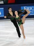 Anna KHNYCHENKOVA / Mark MAGYAR (HUN) Royalty Free Stock Photos
