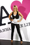 Anna and Love. AUGUST 18, 2008 - BERLIN: Jeanette Biedermann during a photocall for the upcoming start of the new tv production Anna und die Liebe (Anna and Love Stock Image