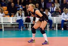 Anna Malova (3) στη δράση Στοκ εικόνα με δικαίωμα ελεύθερης χρήσης
