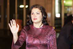 Anna netrebko Royalty Free Stock Photos