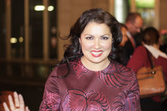 Anna netrebko Royalty Free Stock Photography