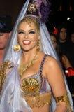 Anna Nicole Smith Στοκ Εικόνες