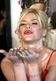 Anna Nicole Smith Στοκ Φωτογραφίες