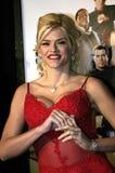 Anna Nicole Smith Στοκ φωτογραφίες με δικαίωμα ελεύθερης χρήσης