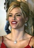 Anna Nicole Smith Στοκ Φωτογραφία